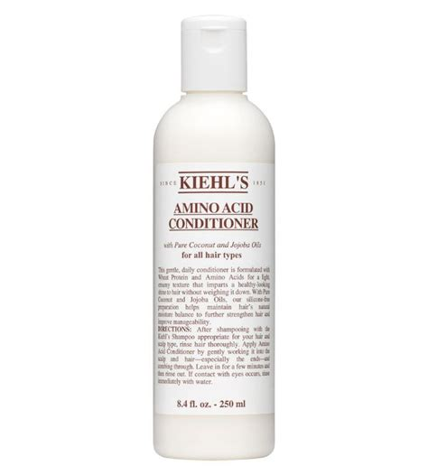 amino acids for black hair what do salons use kiehl s amino acid conditioner reviews photo ingredients