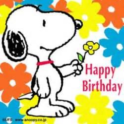 happy birthday images snoopy snoopy happy birthday cute cartoon wallpapers www