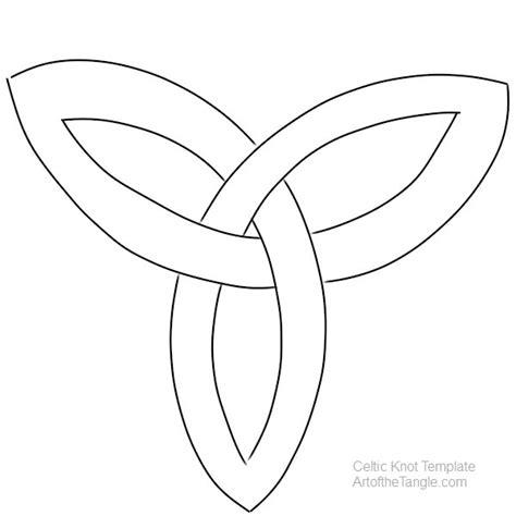 celtic knot templates art   tangle
