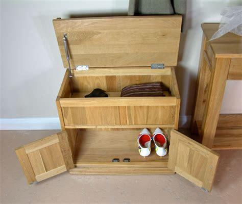 oak shoe rack bench mobel oak shoe bench with hidden storage mobel oak living dining room furniture
