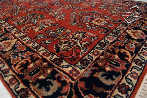 american sarouk design rug runner 2 6 quot x 7