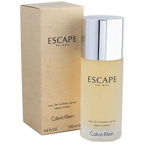 Calvin Klein Escape For perfume calvin klein escape for 100 ml