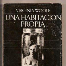 libro una habitacin propia 1967 virginia woolf una habitacion propia se comprar libros de ensayo en todocoleccion