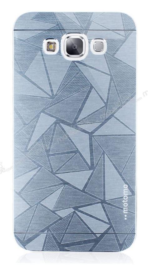 Motomo Samsung Galaxy E7 motomo prizma samsung galaxy e7 metal silver rubber k箟l箟f
