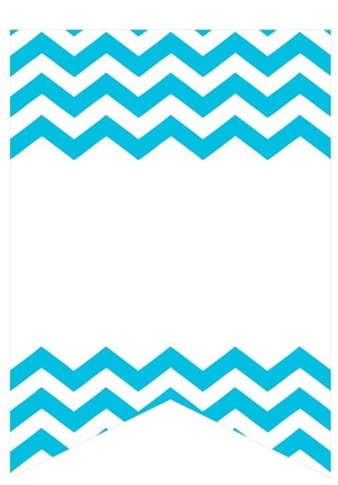 printable chevron banner 17 best images about free banner printables and templates