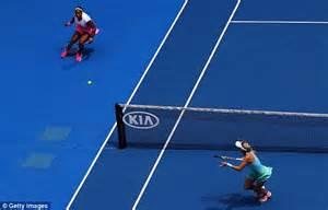 Serena Top A18 caroline wozniacki bemoans steve gerrard exit after australian open win daily mail