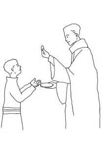 coloriage premi 232 re communion img 21754