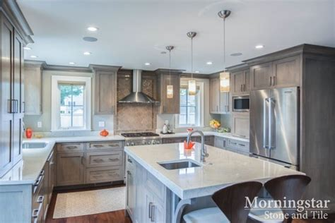 Maine Home And Design Kitchens 14 Best Images About Hanstone Quartz On House