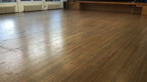 Wood Floor Restoration by Wood Floor Restoration At Marshland School
