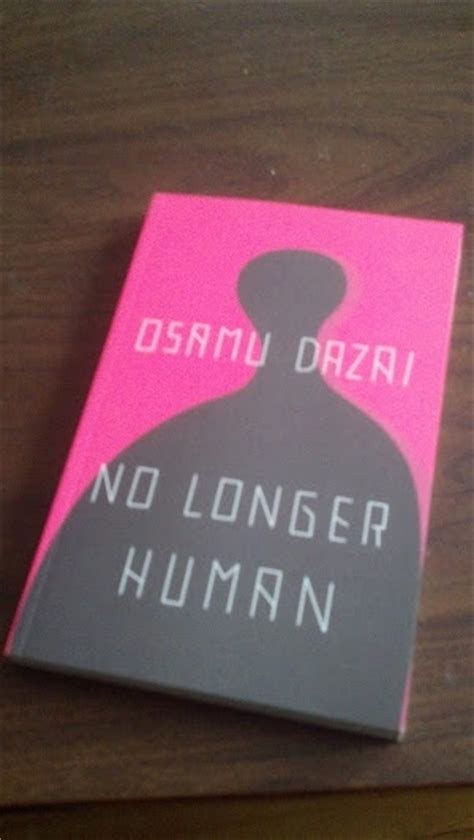 longer picture books no longer human by osamu dazai r books 2012 redditgifts