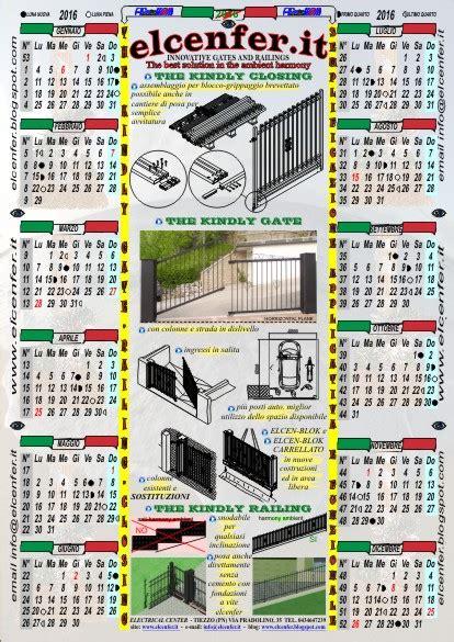 libro lunario 2016 calendario blog