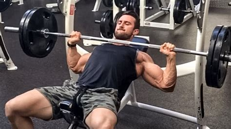bodybuilding bench press form fix your 5 biggest chest blunders