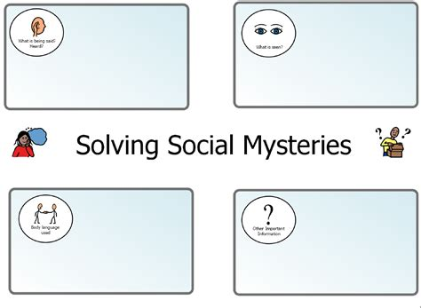 social detective worksheets adventures in flapping diary of a social detective