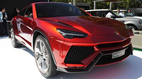 Lamborghini Urus For Sale Lamborghini Betting Big On The Urus Expects Sales To