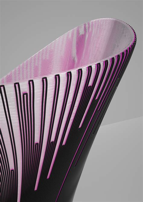3d printed chair zaha nagami s collection includes 3d printed chairs by