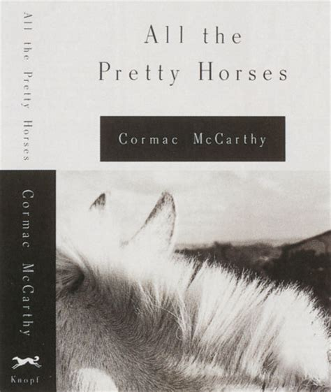 All The Pretty Horses Essay by Cover Design Chip Kidd Images