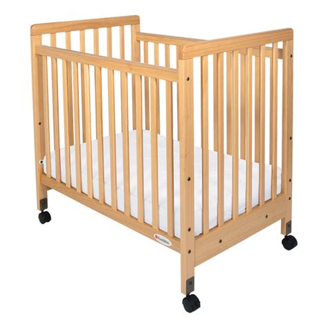 Foundations Baby Cribs Foundations Slatted Church Nursery Crib Fdt 1631040 Church Furniture Partner