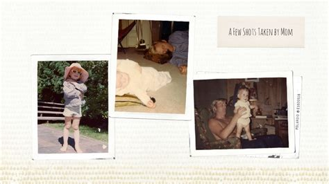 vintage photo album powerpoint template by 83munkis