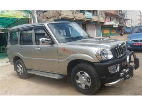 mahindra jeep 2013 mahindra scorpio 2013 on sale price rs 27 50 000