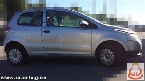 volkswagen fox 2006 volkswagen fox 2006