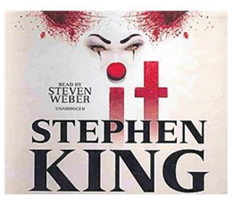 summary it by stephen king books it by stephen king audiobook review