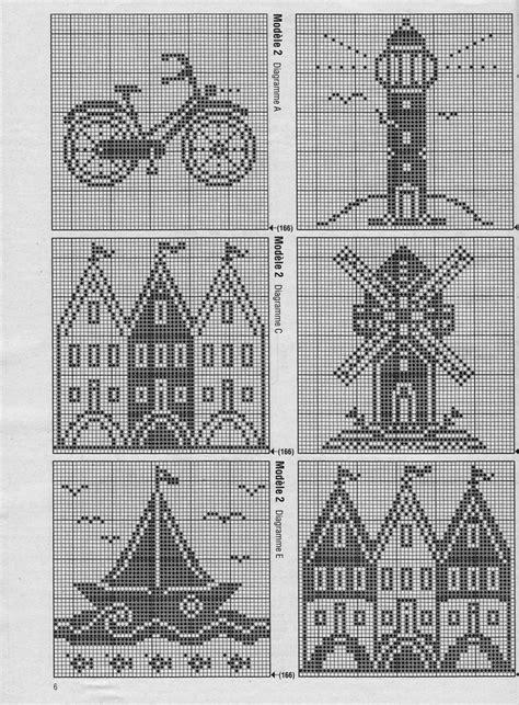 uncinetto casa schemi file bicicletta faro magiedifilo it punto