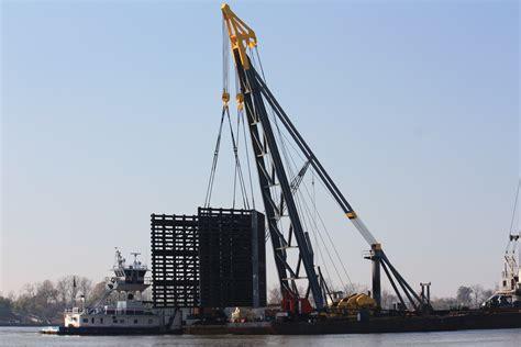 coastal services marine construction fender systems coastal bridge