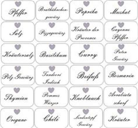 Etiketten Nähen Selber Machen by 33 Transparente Gew 252 Rzetiketten Teil 1 Etiketten