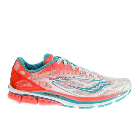 best neutral running shoes womens saucony s cortana 4 neutral running shoes medium