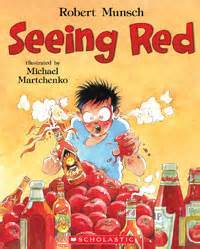 seeing red book redhead tales of a ranting ginger
