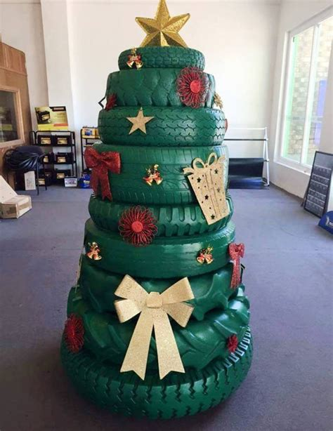 30 of the most creative christmas trees kitchen fun