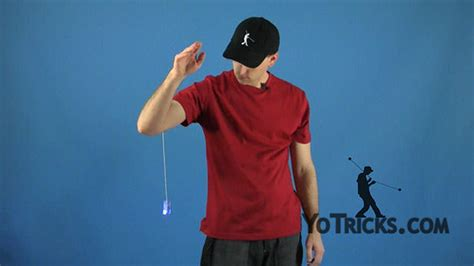 How To Do Sleeper Yoyo Trick by Around The Corner Beginner Yoyo Trick Yoyotricks
