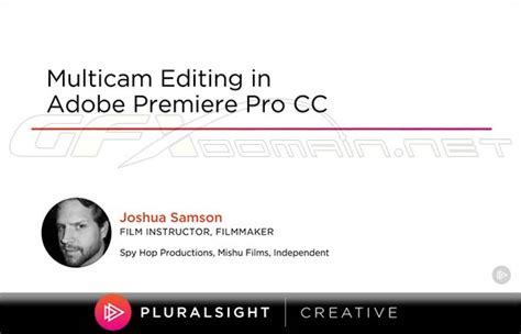 how to use the multicam editor in adobe premiere pro cs6 pluralsight multicam editing in adobe premiere pro cc