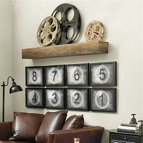 media room decor accessories 17 best ideas about theater room decor on