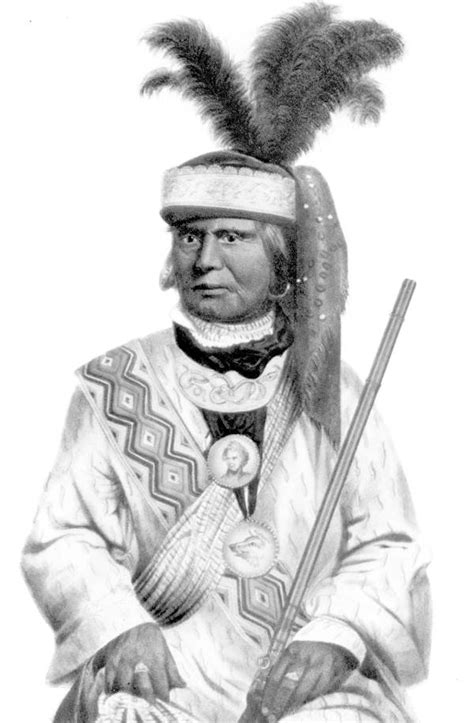 Florida Family Court Records Florida Memory Seminole Chief Billy Bowlegs