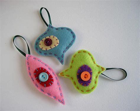 simple  cute handmade christmas ornaments