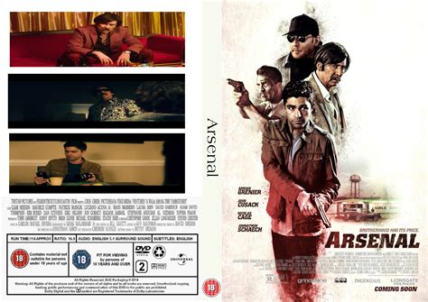 arsenal movie arsenal 2017 front dvd covers cover century over