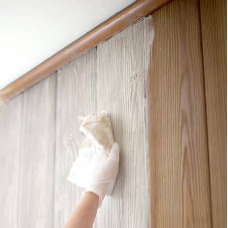 Can You Wash Whites With Colors - home dzine how to whitewash knotty pine walls