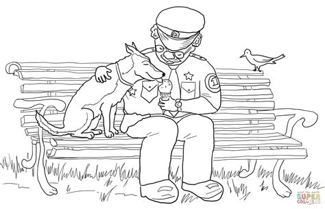 officer buckle and gloria coloring pages az coloring pages