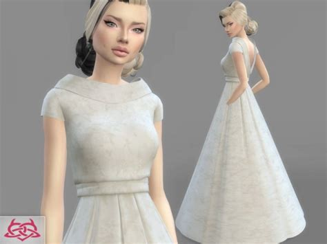 sims resource wedding dress   colores urbanos sims  downloads