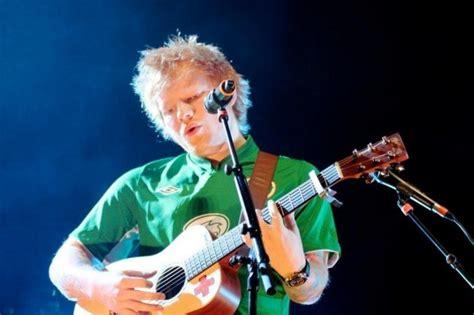 ed sheeran irish 10 reasons ed sheeran should be made an honorary irishman