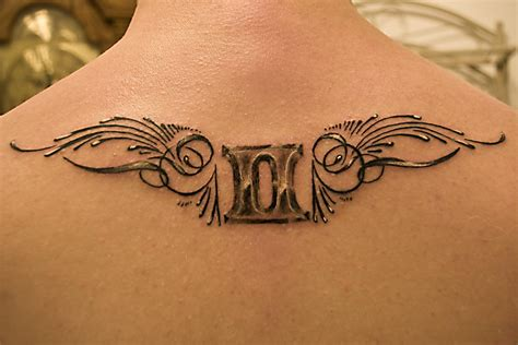 gemini tattoos designs ideas and meaning tattoos for you