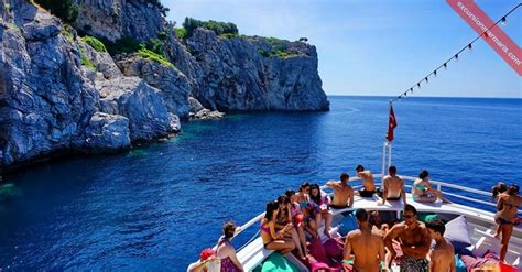 angel boat marmaris turunc rejsy łodzią all inclusive