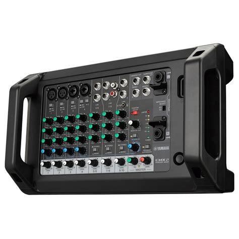 Mixer Yamaha yamaha emx2 500w powered mixer at gear4music