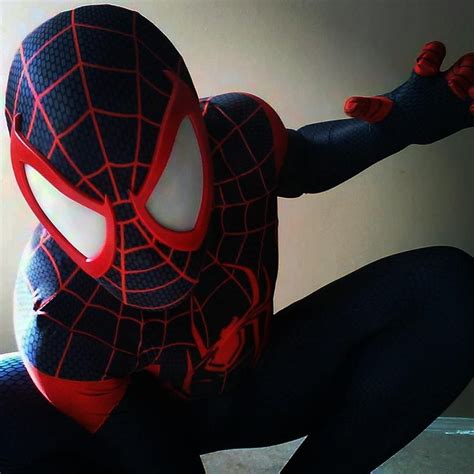 Pdf Spider Morales Costume For by Morales Ultimate 2 By Ultimateeman