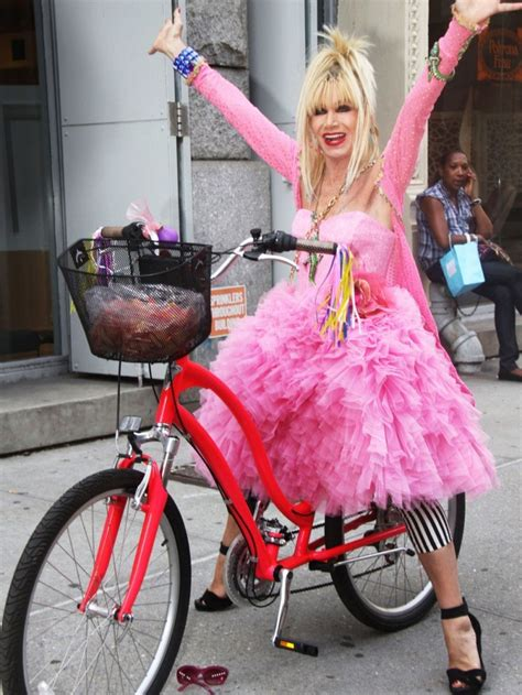 Style From Betsey Johnson And Couture by Betsey Johnson Fashion Designer Tour De