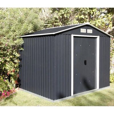 Bien Solde Abri De Jardin Bois Castorama #6: Abri-jardin-en-tole-cabane-de-jardin-en-resine-pas-cher-maisondours-abri-de-jardin-metal-castorama.jpg