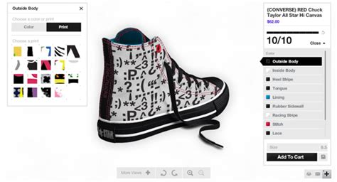online design your own shoes design your own chuck taylor shoes