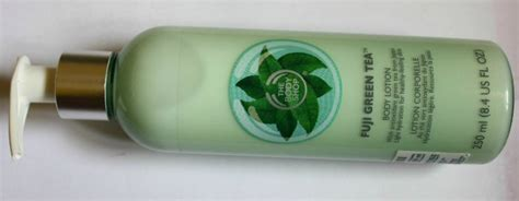 Fuji Green Tea Lotion 250ml the shop fuji green tea lotion review