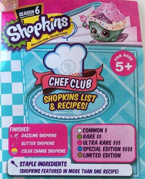 Shopkins Season 6 Chef Club Emco Littlest Pet Shop Hasbro 40 best images about shopkins season 6 on how